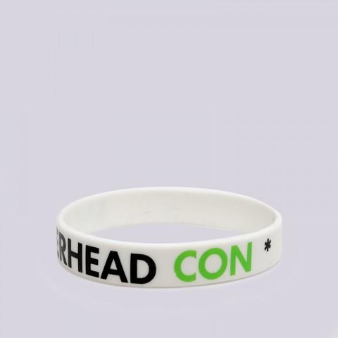 белый  браслет sneakerhead sneakercon bracer scon-bracelet - цена, описание, фото 1