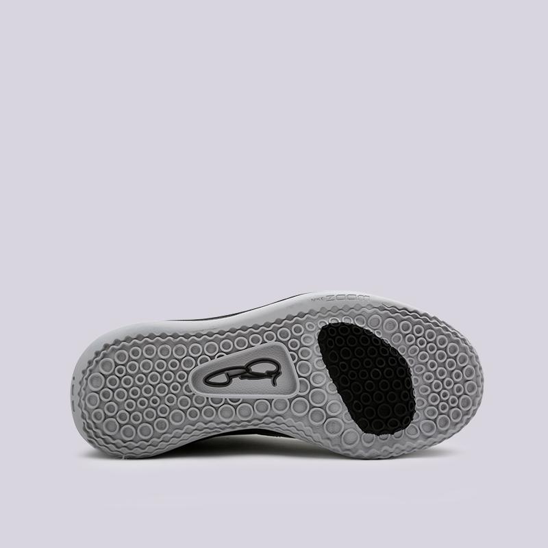 мужские чёрные  кроссовки nike pg 3 AO2607-003 - цена, описание, фото 2