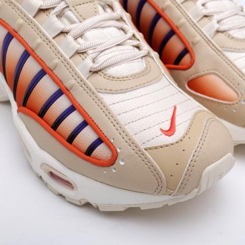 мужские бежевые  кроссовки nike air max tailwind iv AQ2567-200 - цена, описание, фото 5