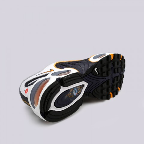 мужские серые, белые, чёрные  кроссовки nike air max tailwind iv AQ2567-001 - цена, описание, фото 2