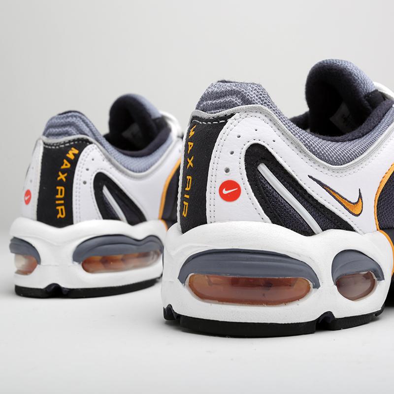 мужские серые, белые, чёрные  кроссовки nike air max tailwind iv AQ2567-001 - цена, описание, фото 3