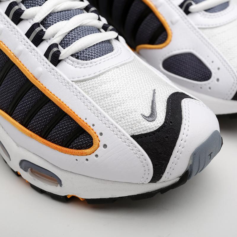 мужские серые, белые, чёрные  кроссовки nike air max tailwind iv AQ2567-001 - цена, описание, фото 4