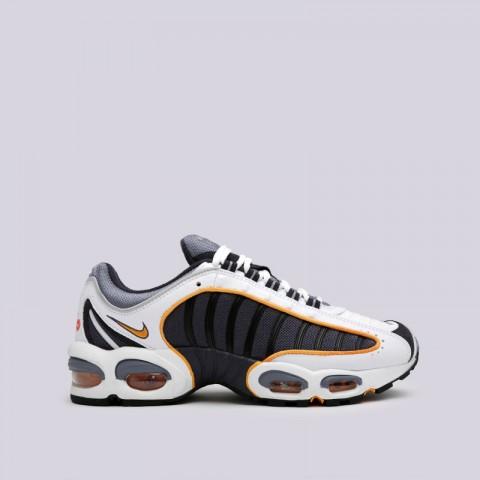 мужские серые, белые, чёрные  кроссовки nike air max tailwind iv AQ2567-001 - цена, описание, фото 1
