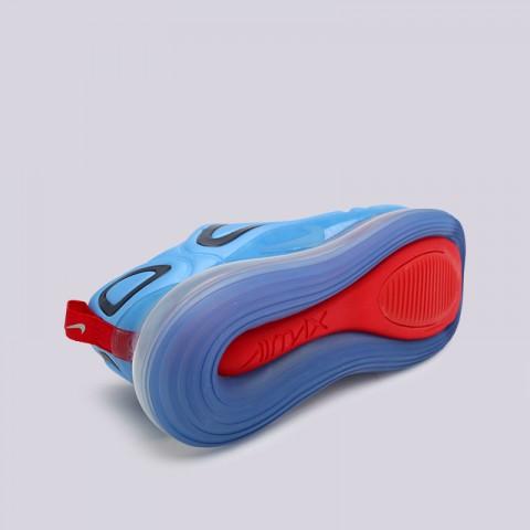 женские синие  кроссовки nike wmns air max 720 AR9293-401 - цена, описание, фото 2