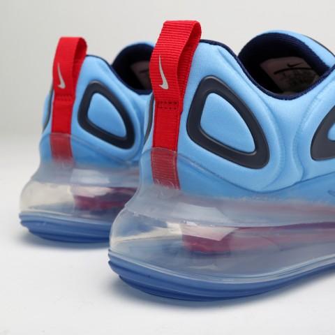 женские синие  кроссовки nike wmns air max 720 AR9293-401 - цена, описание, фото 6
