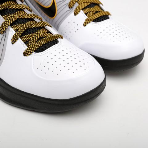 мужские чёрные  кроссовки nike kobe iv protro AV6339-101 - цена, описание, фото 5