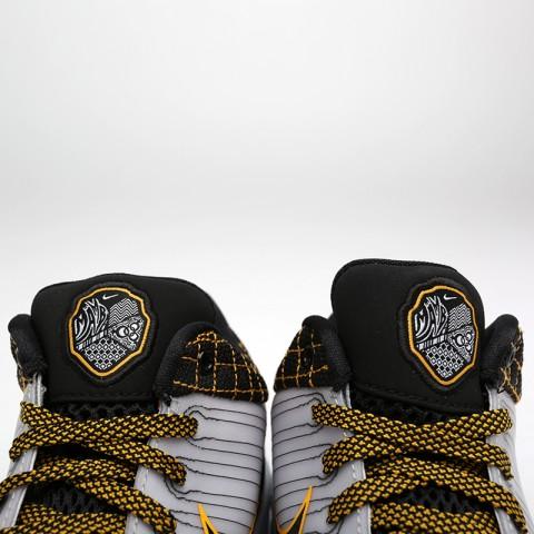 мужские чёрные  кроссовки nike kobe iv protro AV6339-101 - цена, описание, фото 6