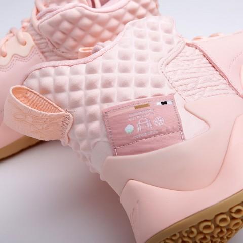 мужские розовые  кроссовки jordan why not zero.2 AO6219-600 - цена, описание, фото 4