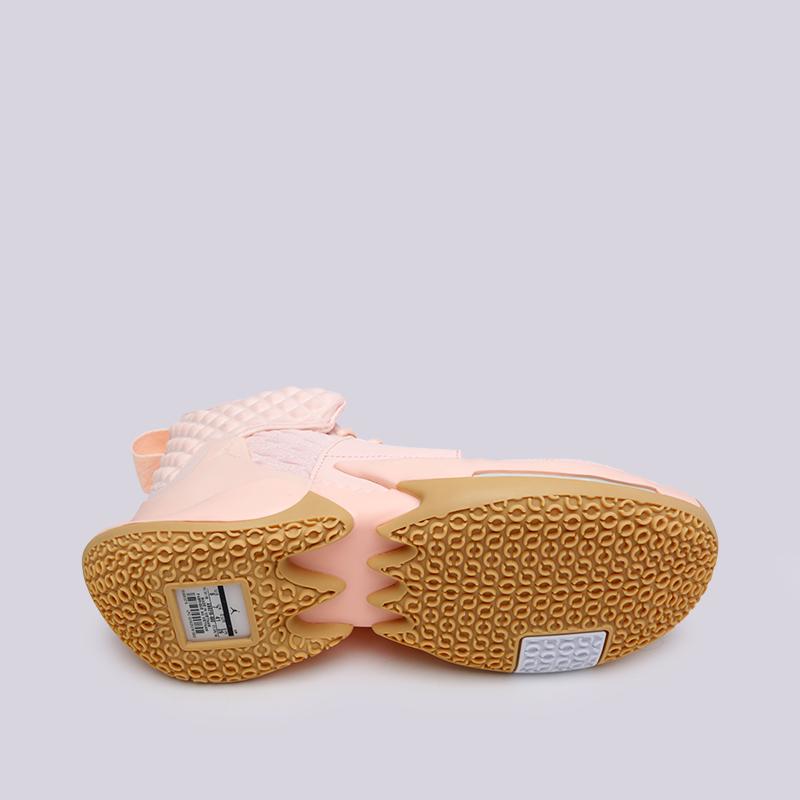 мужские розовые  кроссовки jordan why not zero.2 AO6219-600 - цена, описание, фото 3