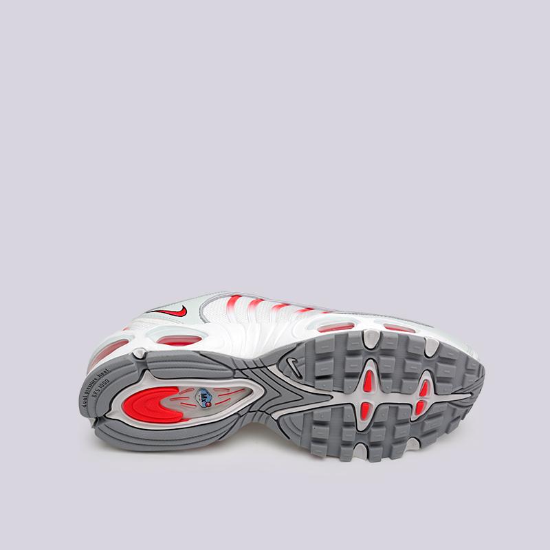 мужские белые  кроссовки nike air max tailwind iv AQ2567-400 - цена, описание, фото 2