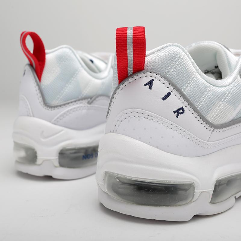 женские белые  кроссовки nike wmns air max 98 prm CI9105-100 - цена, описание, фото 4