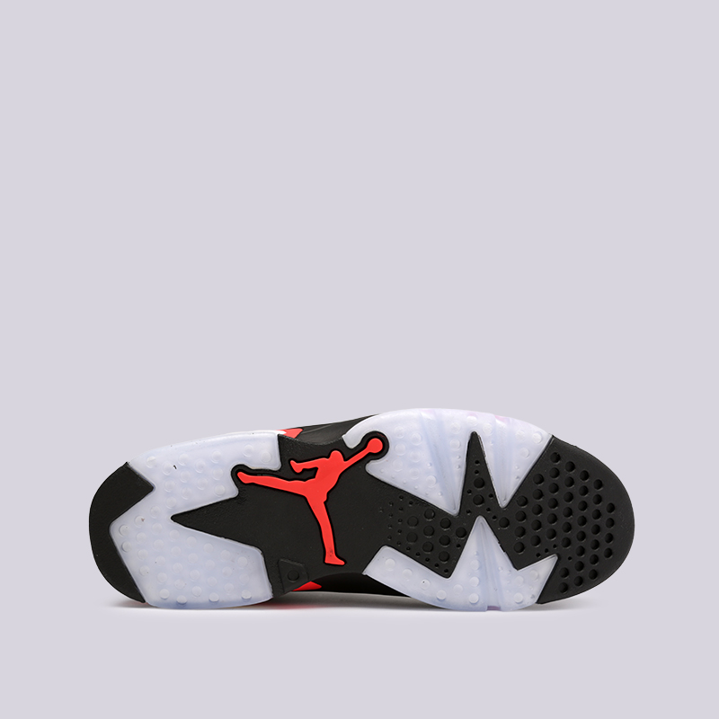 мужские серые  кроссовки jordan 6 retro sp CI4072-001 - цена, описание, фото 2