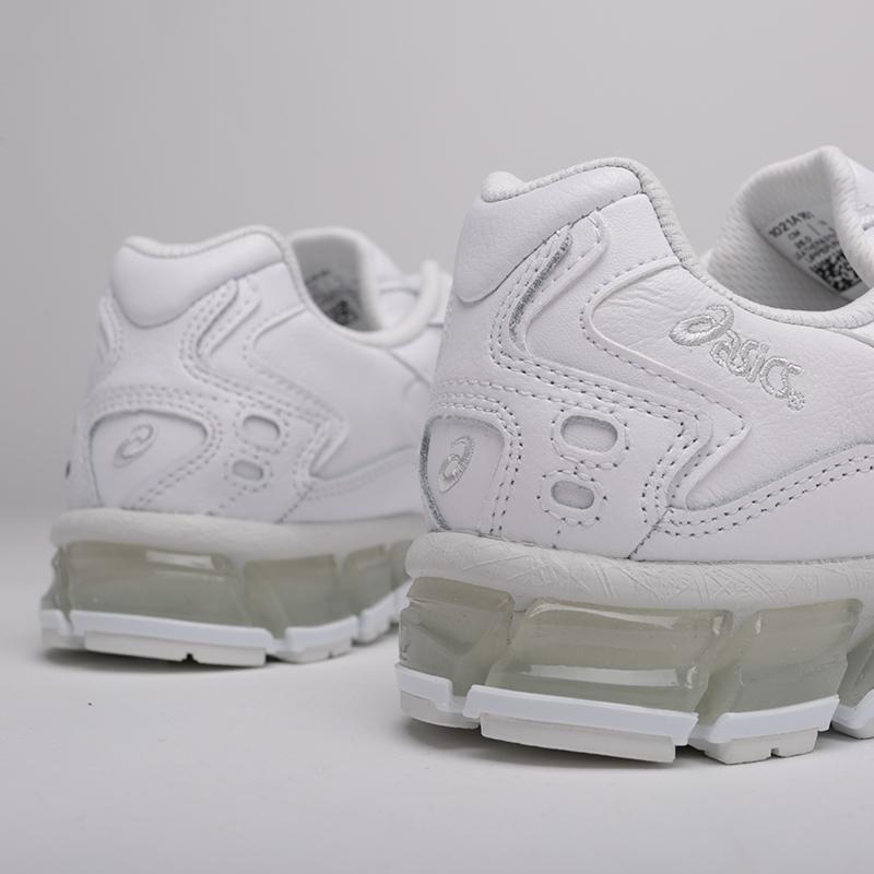 мужские белые  кроссовки asics gel-kayano 5 360 1021A161-100 - цена, описание, фото 4