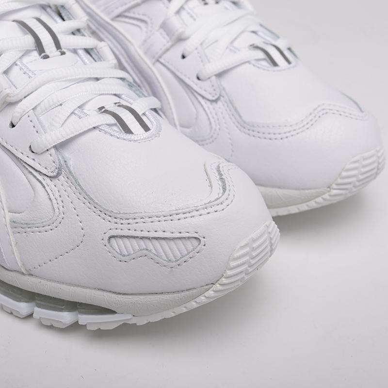 мужские белые  кроссовки asics gel-kayano 5 360 1021A161-100 - цена, описание, фото 6