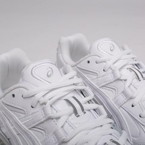 мужские белые  кроссовки asics gel-kayano 5 360 1021A161-100 - цена, описание, фото 5