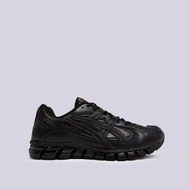 мужские чёрные  кроссовки asics gel-kayano 5 360 1021A161-001 - цена, описание, фото 1
