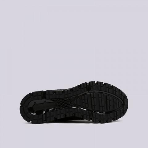 мужские чёрные  кроссовки asics gel-kayano 5 360 1021A161-001 - цена, описание, фото 2