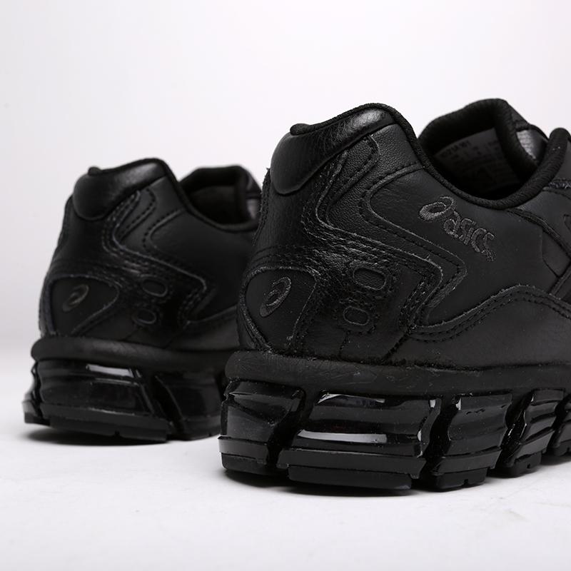 мужские чёрные  кроссовки asics gel-kayano 5 360 1021A161-001 - цена, описание, фото 6