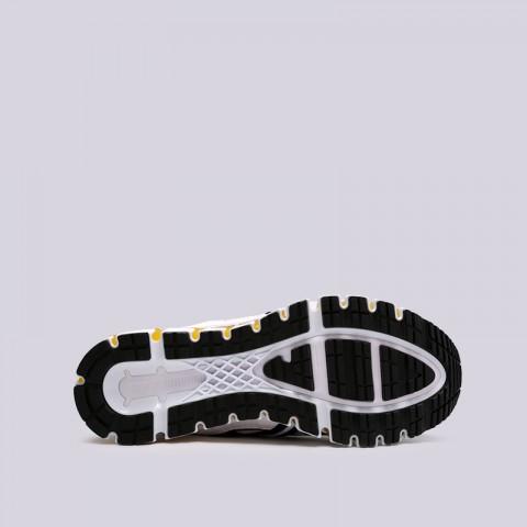 мужские белые  кроссовки asics tiger gel-kayano 5 360 1021A159-100 - цена, описание, фото 2