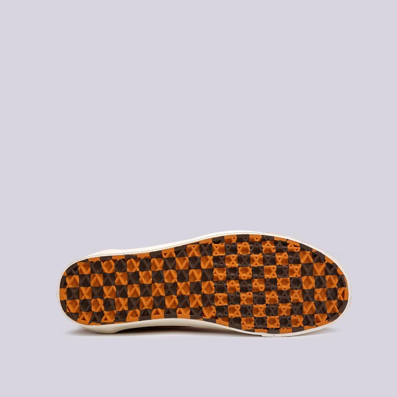 оранжевые  кеды vans bold ni VA3WLPVLHM - цена, описание, фото 2