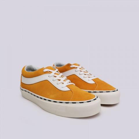 оранжевые  кеды vans bold ni VA3WLPVLHM - цена, описание, фото 3