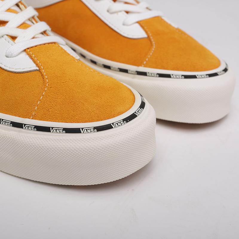 оранжевые  кеды vans bold ni VA3WLPVLHM - цена, описание, фото 4