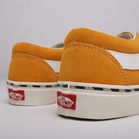 оранжевые  кеды vans bold ni VA3WLPVLHM - цена, описание, фото 5