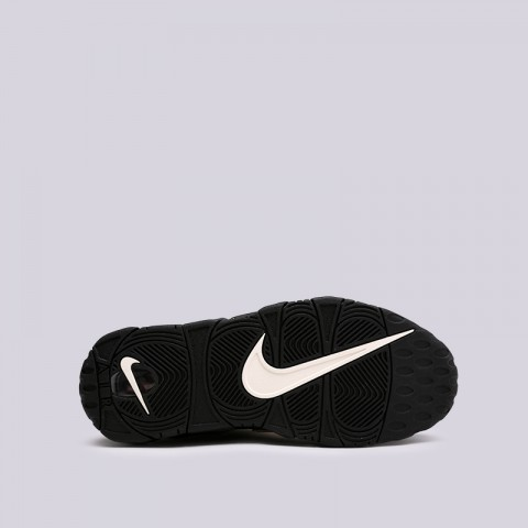 мужские чёрные, камуфляж  кроссовки nike air more uptempo '96 qs su19 CJ6122-001 - цена, описание, фото 2