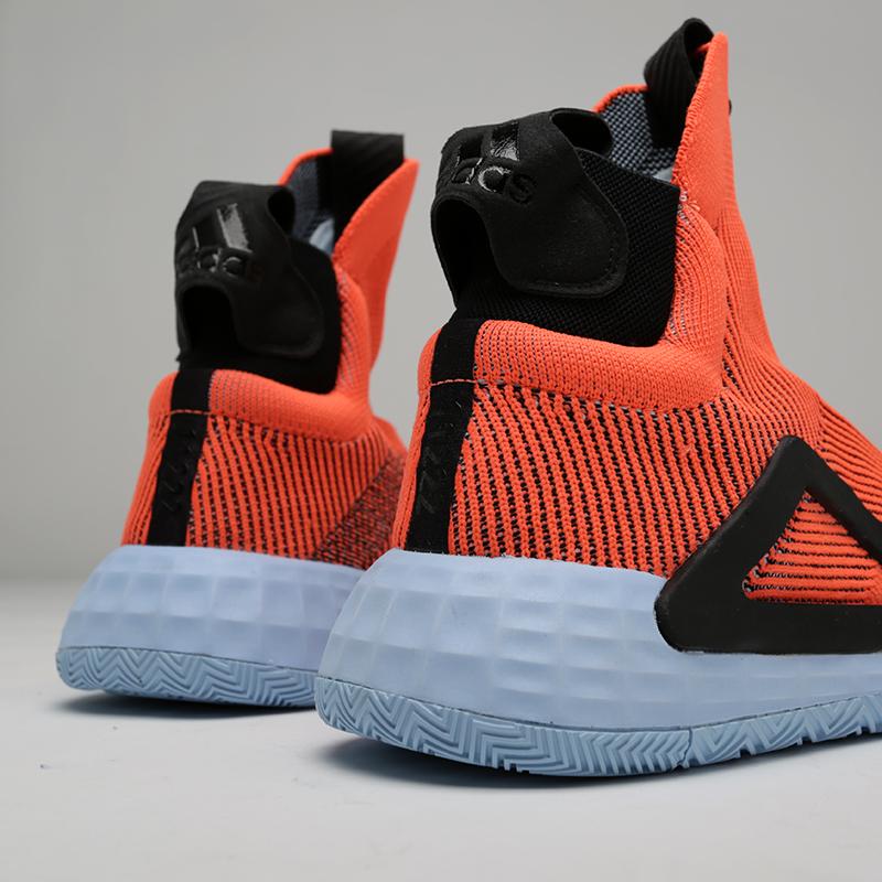 мужские оранжевые  кроссовки adidas n3xt l3v3l F97259 - цена, описание, фото 4