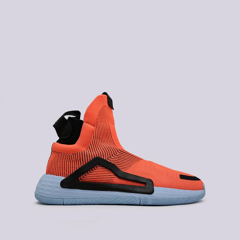 мужские оранжевые  кроссовки adidas n3xt l3v3l F97259 - цена, описание, фото 1