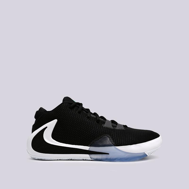 c5d348c4a мужские чёрные кроссовки nike zoom freak 1 BQ5422-001 - цена, описание, фото