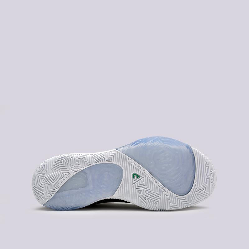мужские чёрные  кроссовки nike zoom freak 1 BQ5422-001 - цена, описание, фото 2