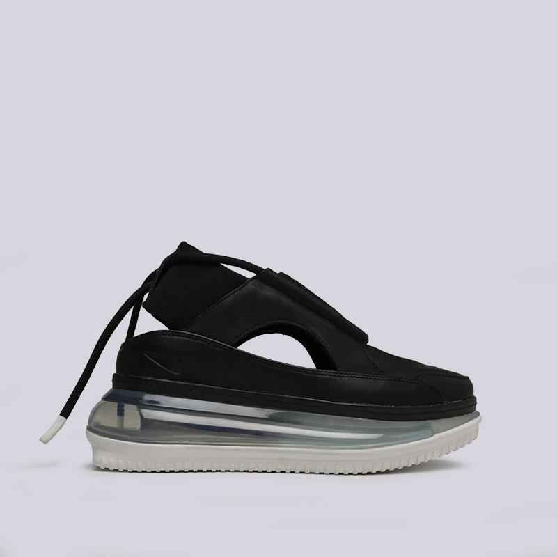 женские чёрные  сандалеты nike wmns air max ff 720 AO3189-001 - цена, описание, фото 1