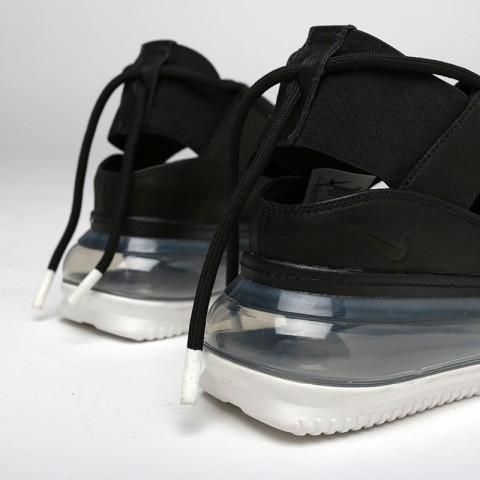 женские чёрные  сандалеты nike wmns air max ff 720 AO3189-001 - цена, описание, фото 5