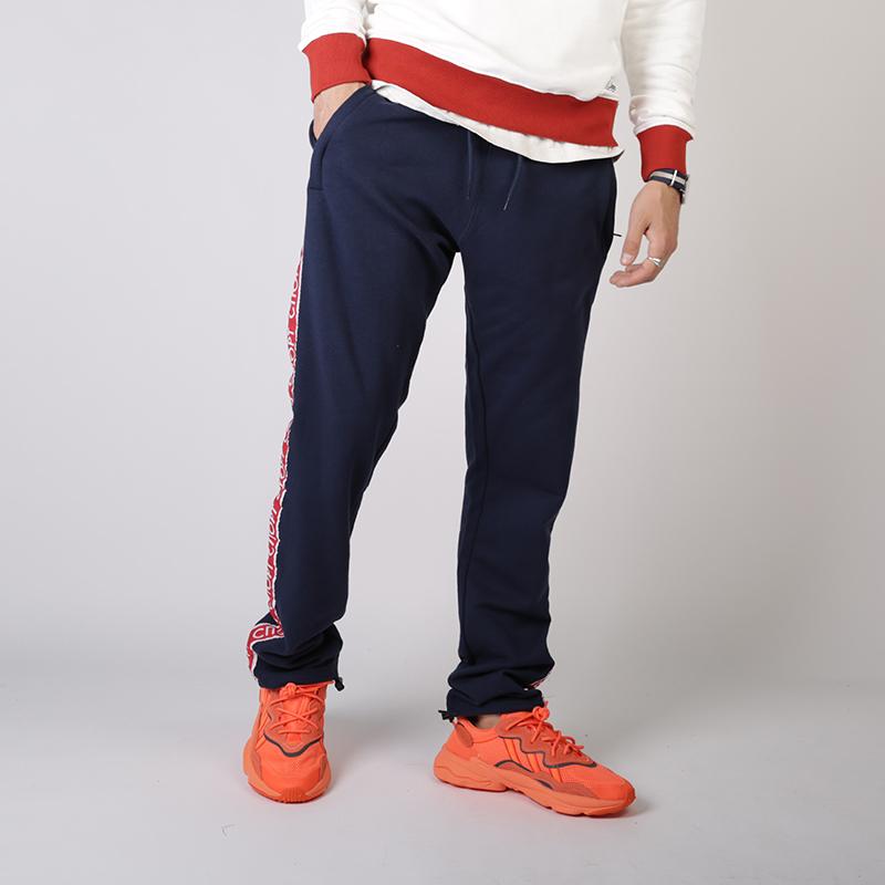 мужские синие  брюки запорожец heritage sport pant Sport Pant 1-черный - цена, описание, фото 2