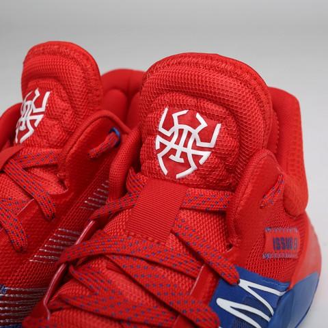 мужские красные, синие  кроссовки adidas d.o.n. issue #1 EF2400 - цена, описание, фото 5