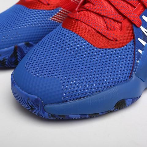 мужские красные, синие  кроссовки adidas d.o.n. issue #1 EF2400 - цена, описание, фото 6