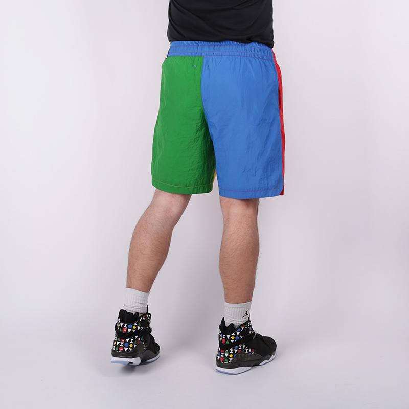 мужские мультиколор  шорты jordan pool short quai54 CK0605-657 - цена, описание, фото 3