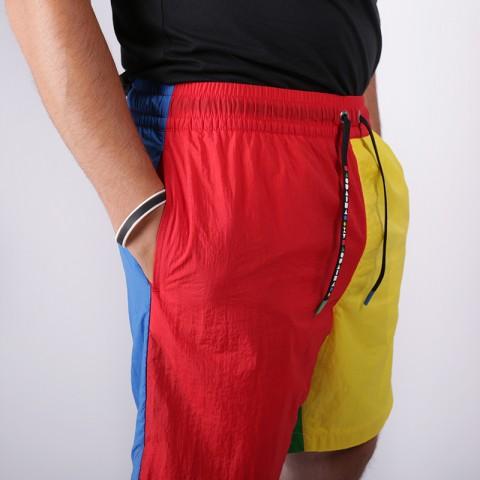 мужские мультиколор  шорты jordan pool short quai54 CK0605-657 - цена, описание, фото 5