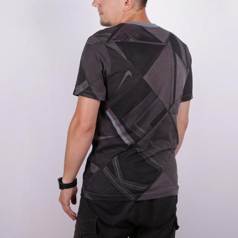 мужскую серую  футболка nike kd BV8328-065 - цена, описание, фото 4