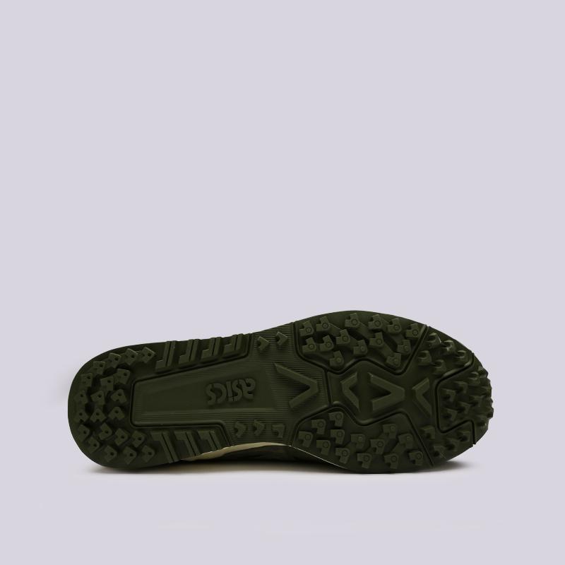 мужские зелёные  кроссовки asics gel-lyte mt 1193A035-300 - цена, описание, фото 2