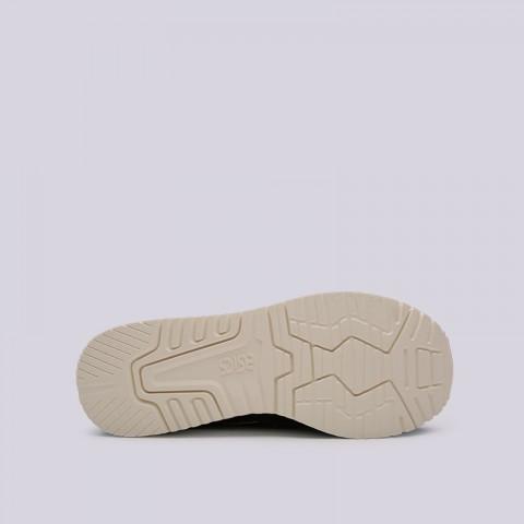 мужские чёрные  кроссовки asics gel-lyte iii 1191A223-001 - цена, описание, фото 2