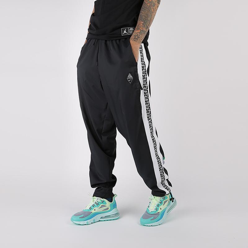Брюки Nike, Giannis Logo Pant, Чёрный