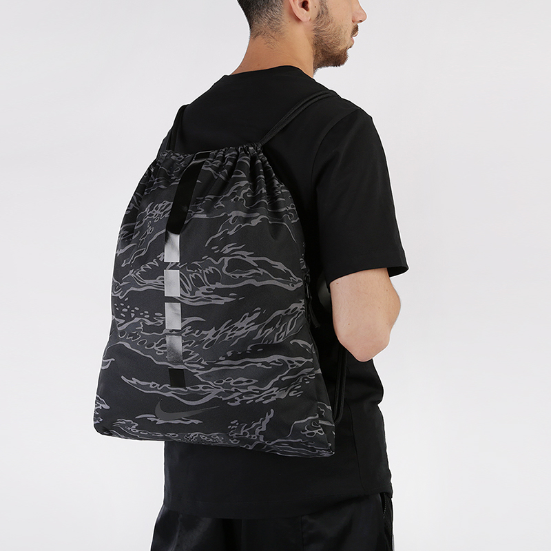 чёрный  мешок nike hoops elite BA5808-010 - цена, описание, фото 1