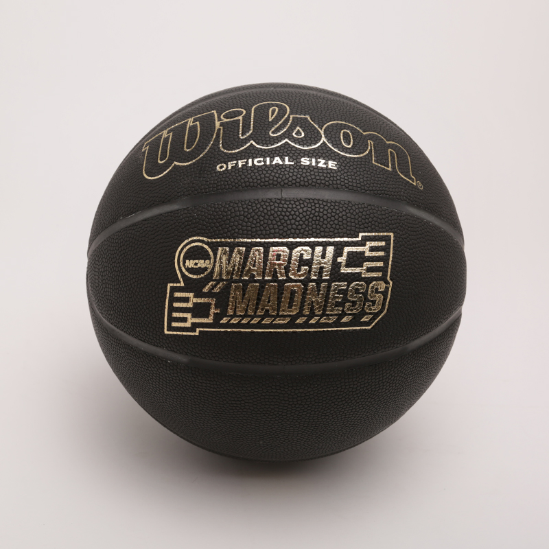 чёрный  мяч №7 wilson ncaa march madness WTB0790XB0701 - цена, описание, фото 1