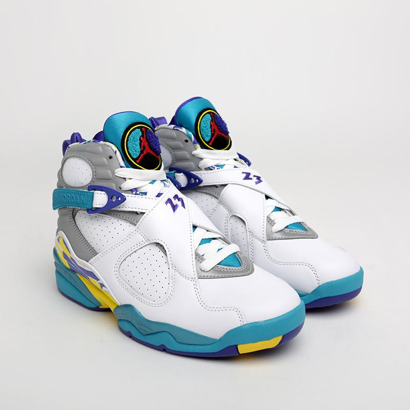 Кроссовки Jordan WMNS 8 Retro фото