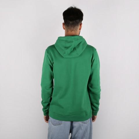 мужскую зелёную  толстовка nike boston celtics hoody AV0318-312 - цена, описание, фото 4