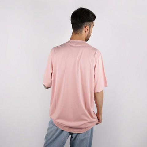 мужскую розовую  рубашку jordan remastered baseball top AT9822-623 - цена, описание, фото 2