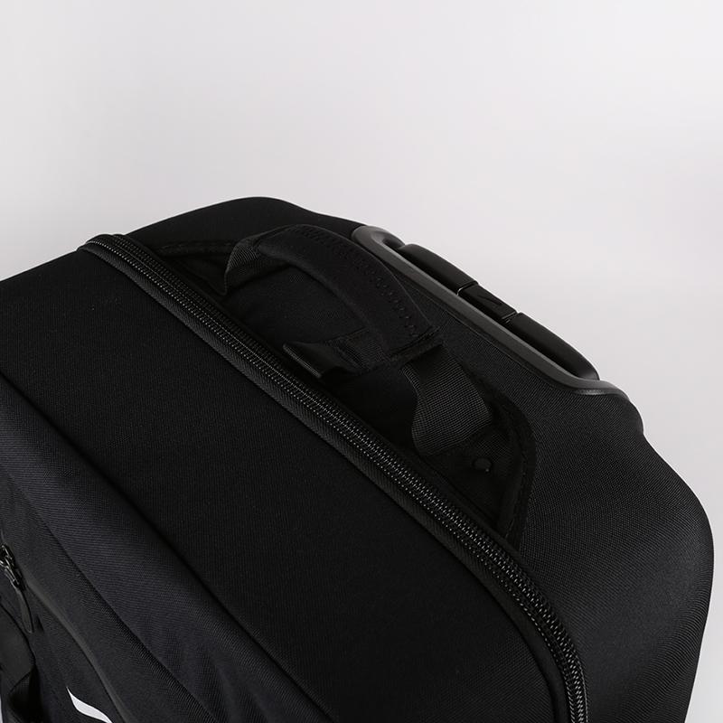 чёрный  чемодан nike fiftyone 49 large roller PBZ278-001 - цена, описание, фото 6