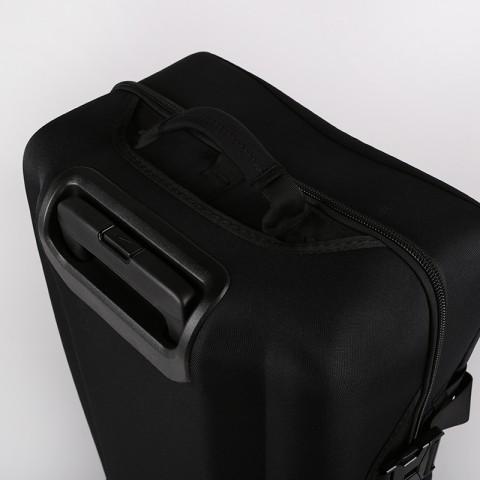 чёрный  чемодан nike fiftyone 49 large roller PBZ278-001 - цена, описание, фото 7